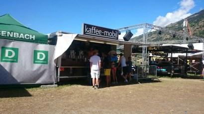 Kaffee-mobil ... die Rettung am Morgen