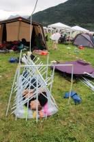 Mal ein anderes Zelt
