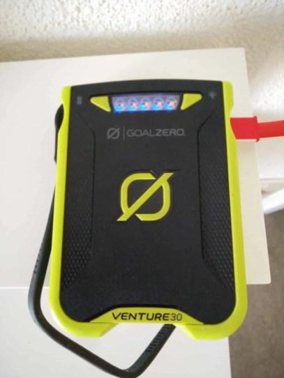 Goal Zero Venture 30 Recharger3