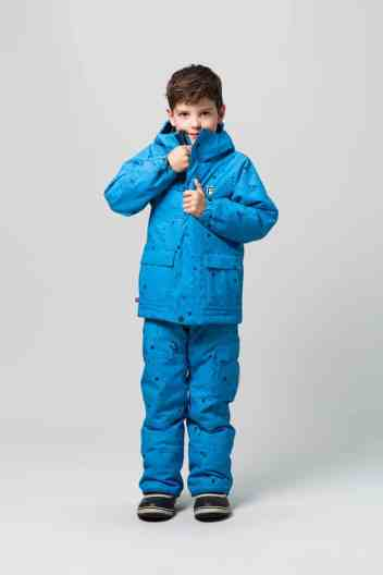 namuk_snow-jacket-nieves_dots-blue-aop-snow-pant-lumile_blue