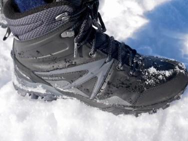 Merrell Capra Glacial Ice Mid Waterproof 27