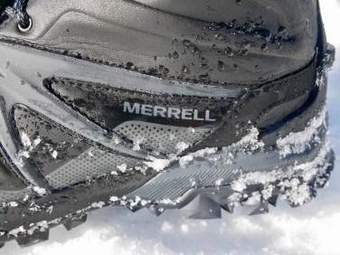 Merrell Capra Glacial Ice Mid Waterproof 29