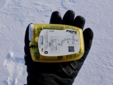 Test Pieps Micro 16