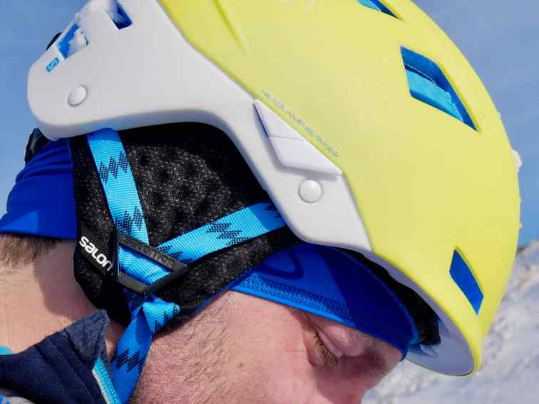 Test Salomon MTN LAB Helm 16