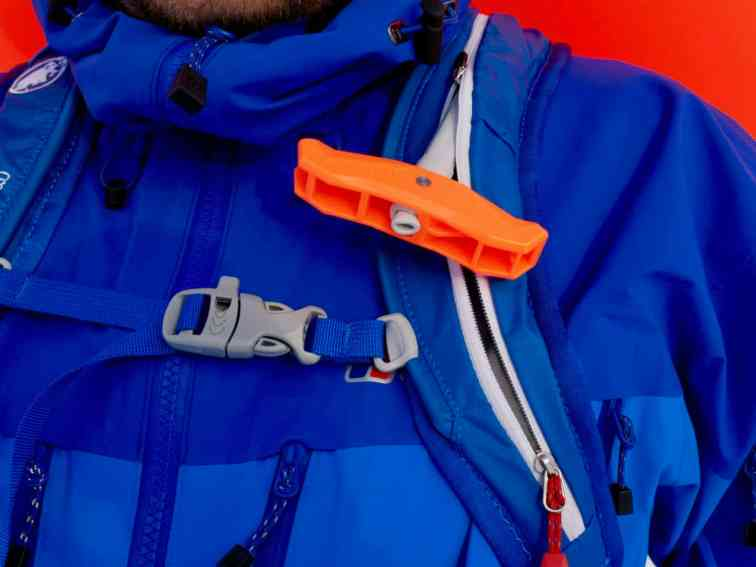 Test Mammut Ultralight Removable Airbag 3.0 25