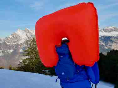 Test Mammut Ultralight Removable Airbag 3.0 28