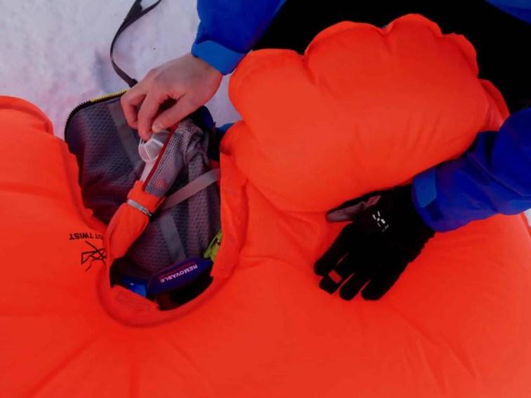 Test Mammut Ultralight Removable Airbag 3.0 31