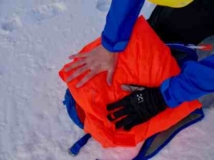 Test Mammut Ultralight Removable Airbag 3.0 33