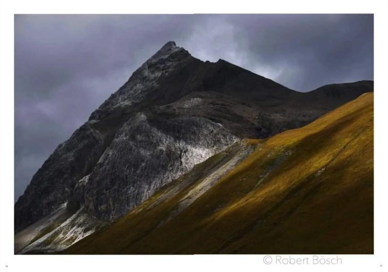 Aus den Buendner Bergen von Robert Boesch2-1