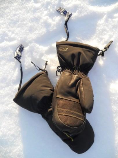 Snowlife Big Down GTX Mitten 2
