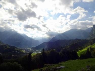 Blick zurück Richtung Engelberg
