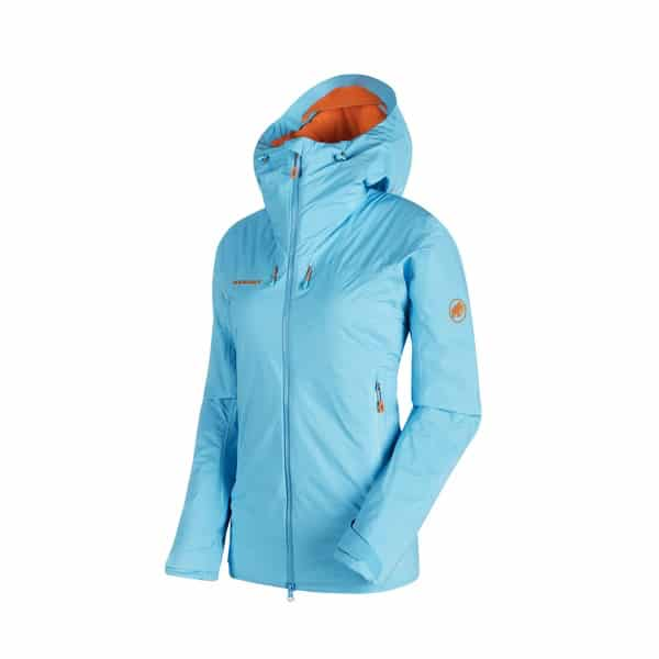 Nordwand HS Thermo Hooded Jacket Women