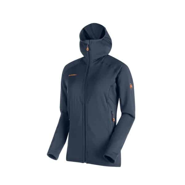 Eiswand Advanced ML Hooded Jacket Women