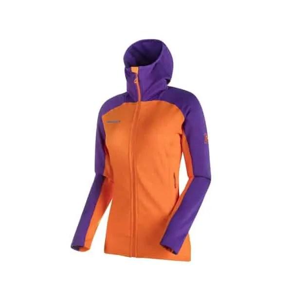 Eiswand Advanced ML Hooded Jacket Women