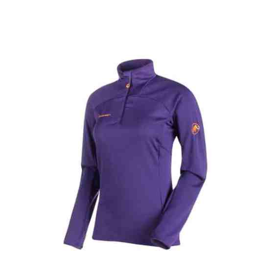Moench Advanced ML Half Zip Longsleeve Women