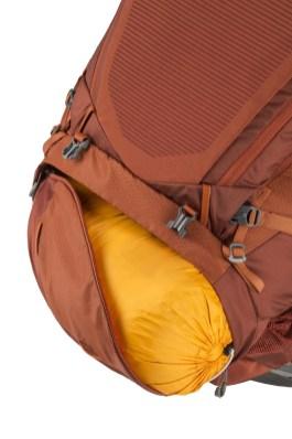 GREGORY_Baltoro_Sleeping_bag_compartment