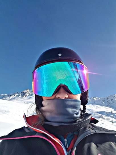 Giro Ella Vivid Goggle 02