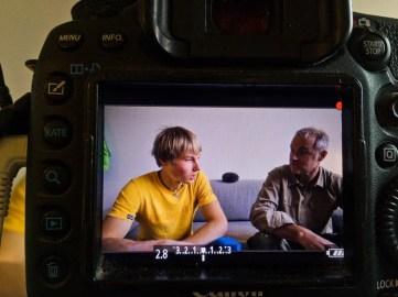 Making-of: Interview mit Alex Megos