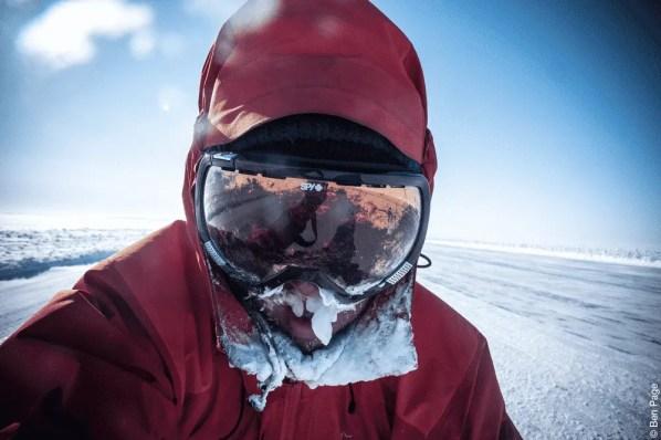 Szene aus The Frozen Road