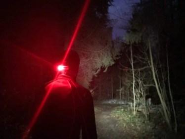Petzl Nao+ Trailrunning 01