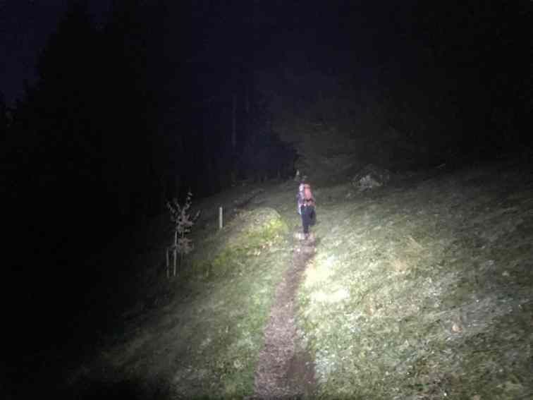 Petzl Nao+ Trekking 01