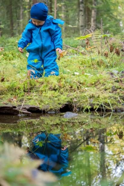 ISBJÖRN_Toddler Hardshell Jumpsuit_water