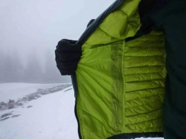 adidas Terrex Climaheat Advanced Down Hooded Jacket 02