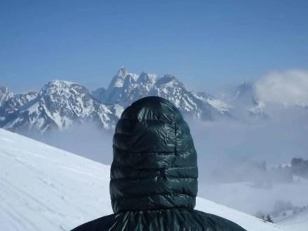 adidas Terrex Climaheat Advanced Down Hooded Jacket 18