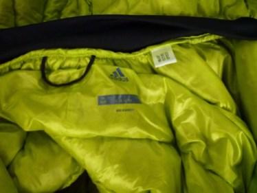 adidas Terrex Climaheat Advanced Down Hooded Jacket 21