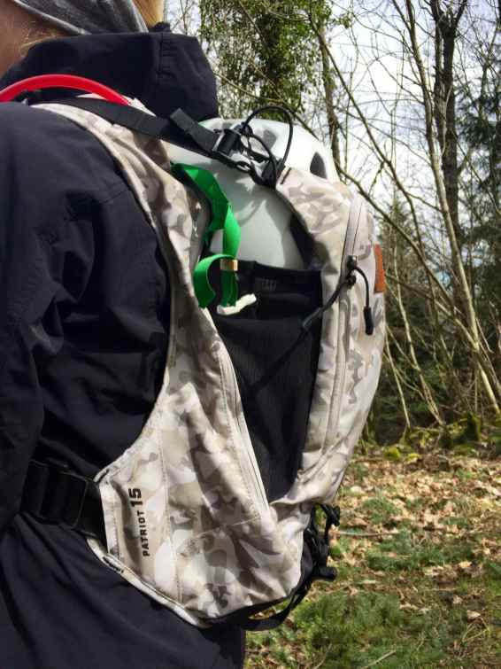 USWE Patriot 15 Protector Backpack - 2