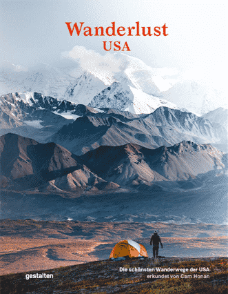 Cover des Buches Wanderlust USA – Die schönsten Wanderwege der USA