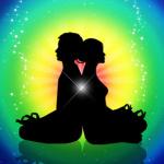 Tantra als Vereinigung von zwei Individuen.