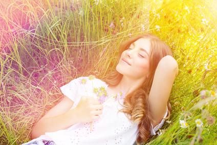 Meditation als Schlafersatz?