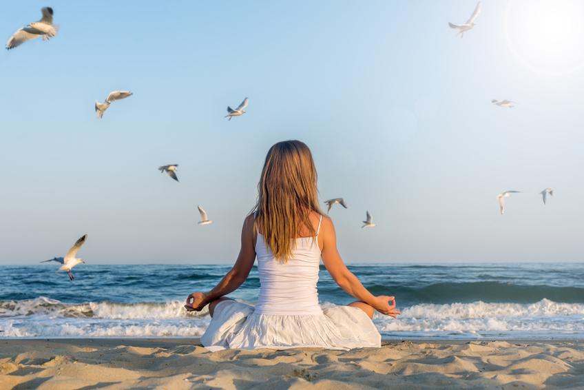"""Meditieren, und das täglich und über mehrere Jahre: Wie bleibst du am besten """"dran""""?"""