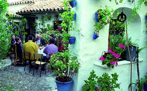 fiesta of the patios in cordova