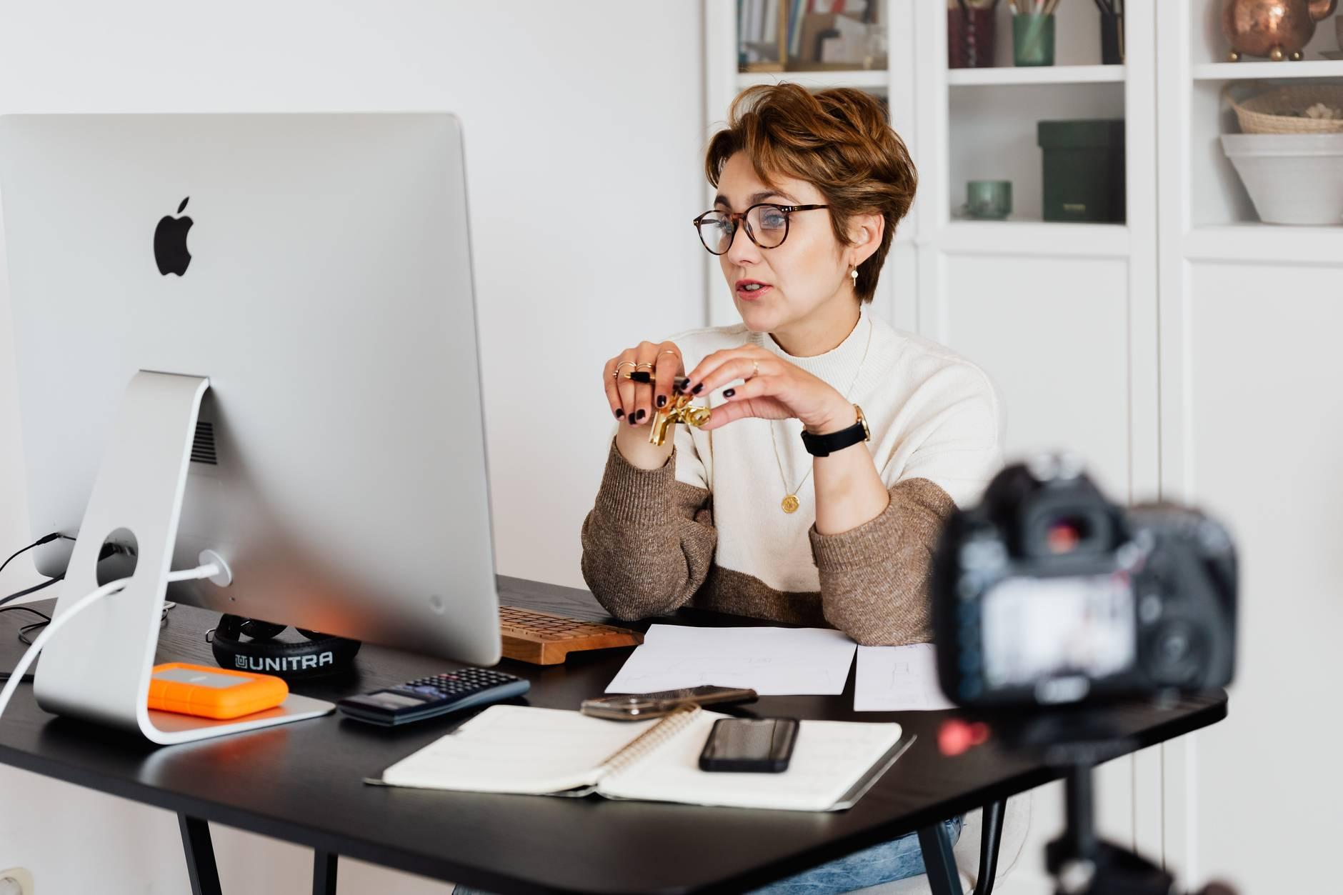 leerkracht, online studeren, icha, studeren op afstand
