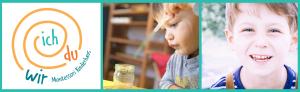 Willkommen im IchDuWir Montessori Kinderhaus!