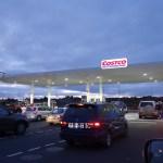 冰島10天不環島自由行 全冰島最便宜的油盡在COSTCO自助加油站