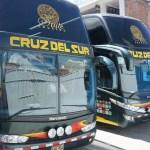 南美洲巴士特輯 秘魯城際豪華巴士 CRUZ DEL SUR