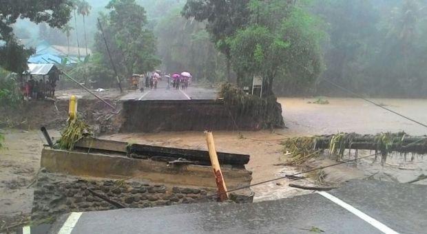 Banjir Kembali Melanda Kota Bima