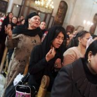 Coptic Christians 'killed in bus attack'