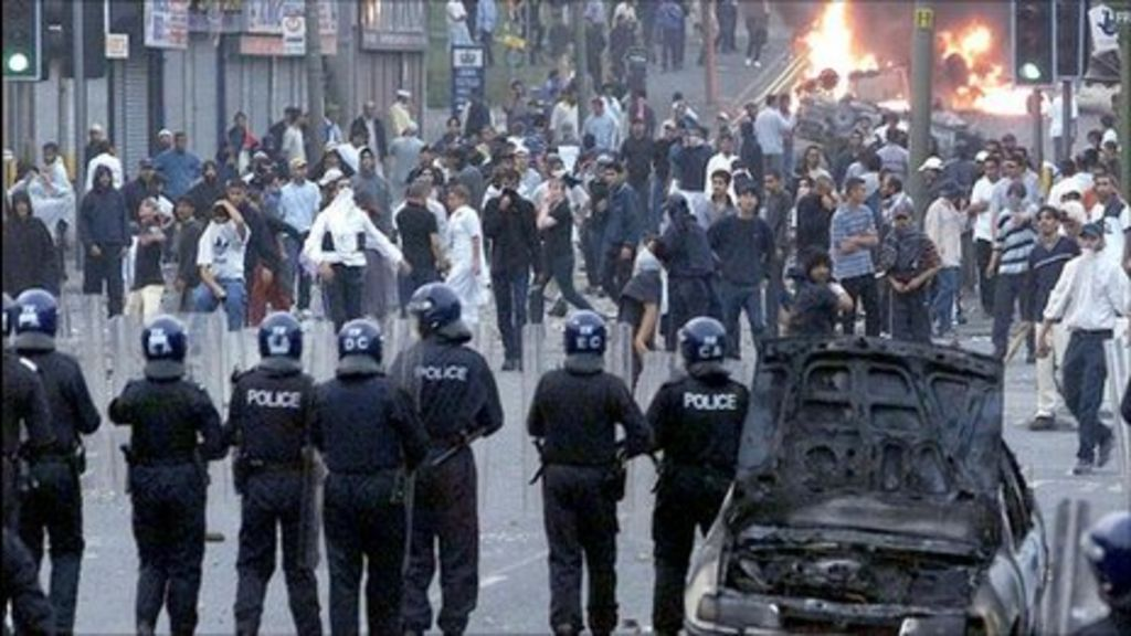 Image result for bradford riots