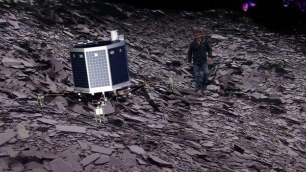 Rosetta comet probe: How Philae vehicle will land on comet ...