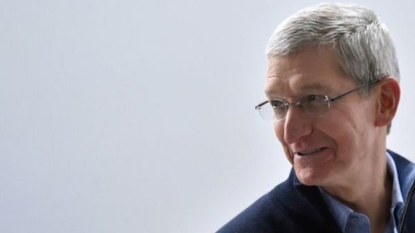 Apple boss Tim Cook 'to donate millions' to charity - BBC News