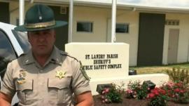 Lt Clay Higgins