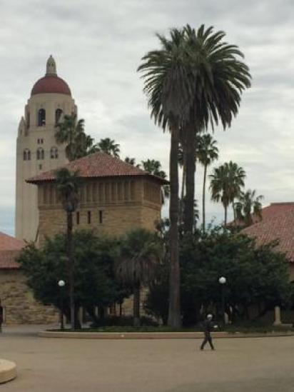 Campus de la Universidad de Stanford