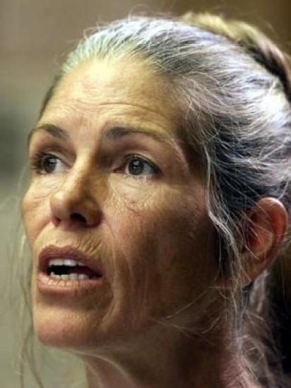 Leslie van Houten, discípula de la familia Manson