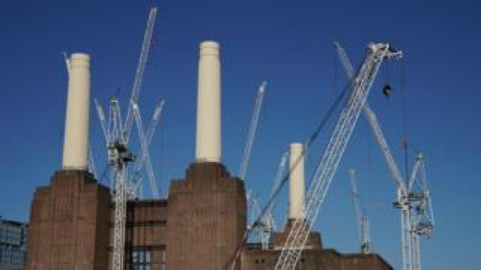 Carillion worked on the Battersea Power Station revamp