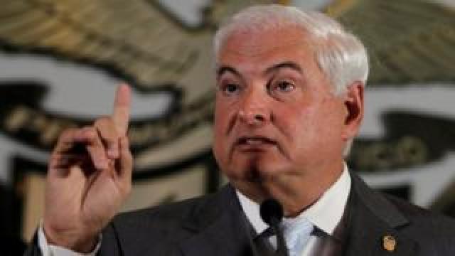 Former Panamanian President Ricardo Martinelli. File photo
