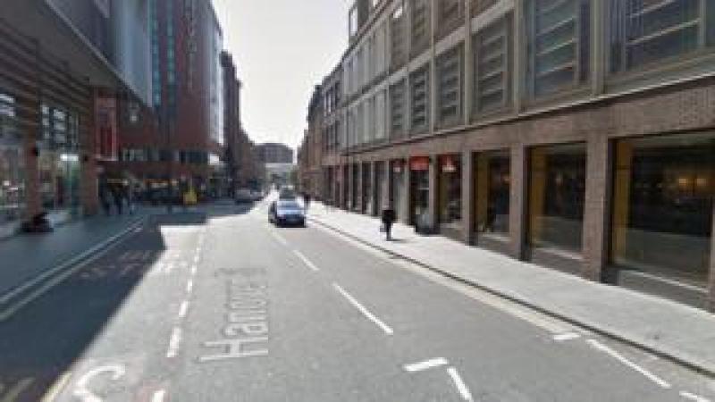 Hanover street, Liverpool